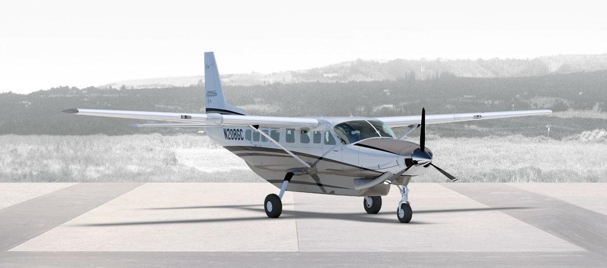 Cessna 208 Grand Caravan Macair Worldwide Aircraft
