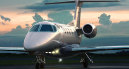 Phenom 300 Light Business Jet by Embraer Executive Jets