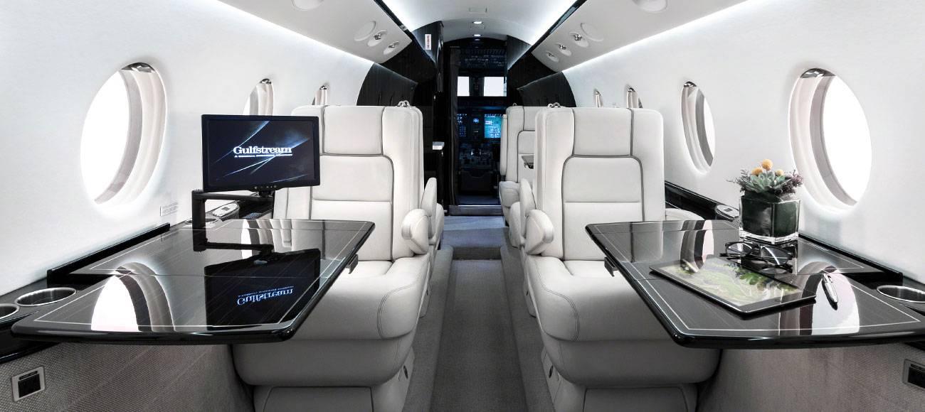 gulfstream-g150-interior
